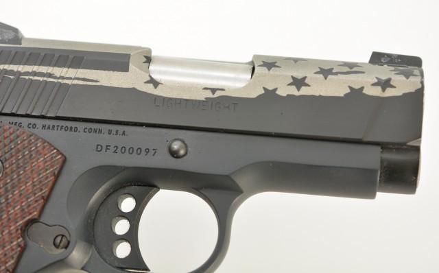 Custom Colt Defender Lightweight 45 ACP