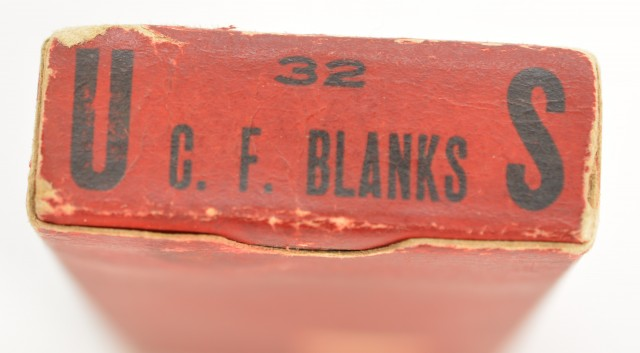 US Cartridge Co. 32 Blank Cartridges