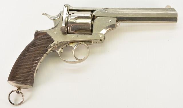 Charles Pryse Patent Army & Navy Revolver