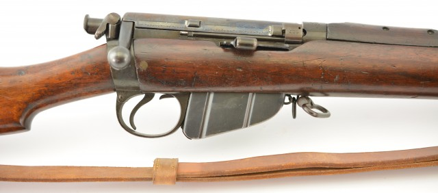 BSA Long Lee-Speed Commercial Rifle by Wm Powell & Son