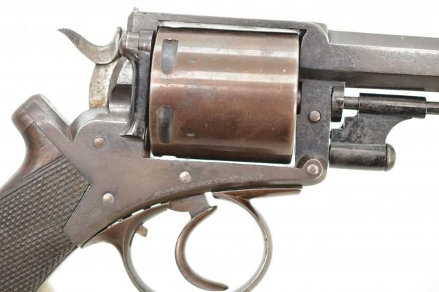 Adams Mk. III Model 1872 Revolver by Wm. Powell & Son