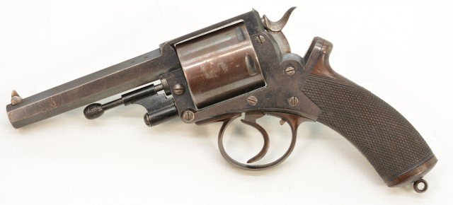 Adams Mk. III Model 1872 Revolver by Wm. Powell & Son