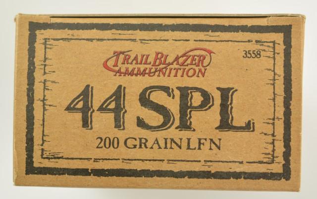 CCI Trail Blazer 44 SPL Cowboy Ammo 250 Rounds