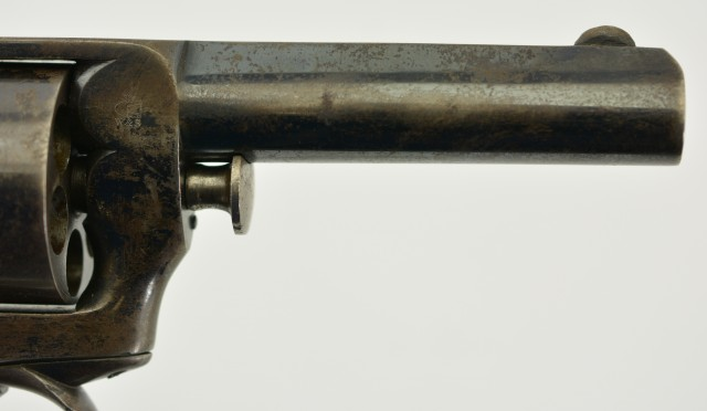 Webley Pre-RIC No. 3 Type Revolver (Published)