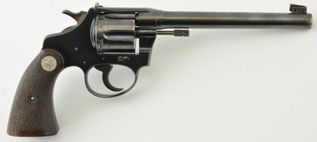 Colt Police Positive Target Revolver (Model C)