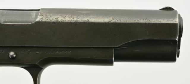 WW2 US Model 1911A1 Pistol Colt Slide with Remington Frame