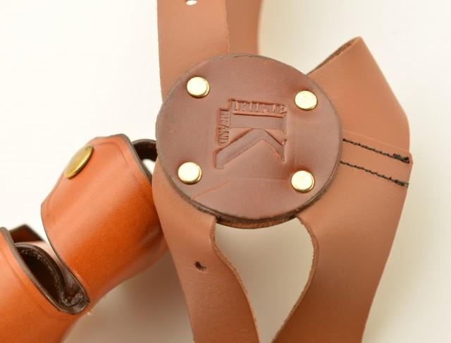 "Triple K Dual Harness 2"" Shouldb Holster & Dual Speed Loaders"