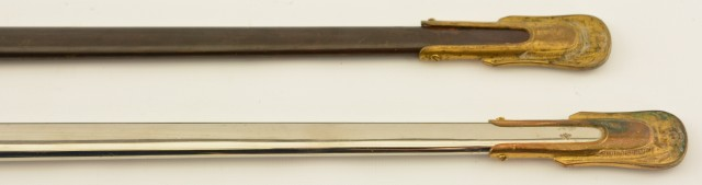 US General Officers Sword Belonging To Mass. Surgeon General 1895