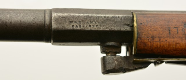 Hale & Tuller Prison-Made Underhammer Percussion Boot Pistol