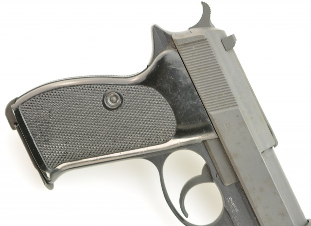 Walther P1 Pistol (Bundeswehr Issue) 9mm P38