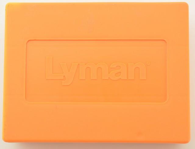 Lyman Ammo Reloading 2 Die Set 7-30 Waters + Shell Holder