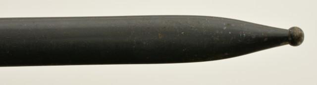 FN Model 98 Mauser Yugoslavian 24 Long Export Pattern Bayonet