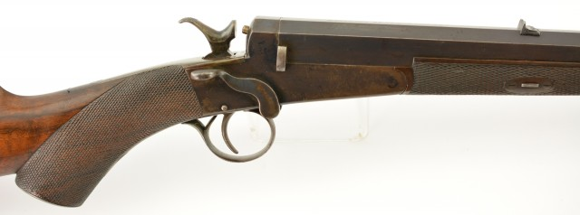 Tranter-Type Small Game Rifle by Harris Holland (Holland & Holland)