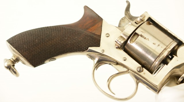 Tipping & Lawden Type Revolver by Horton of Glasgow w/ Holster
