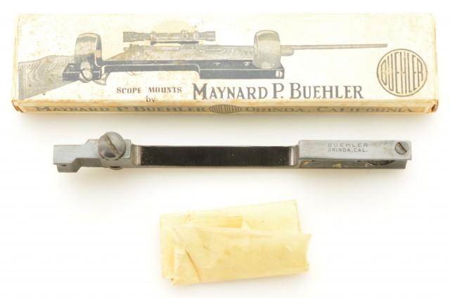 Maynard P. Buehler Scope Mount Mauser Sm Ring Browning Gun Part