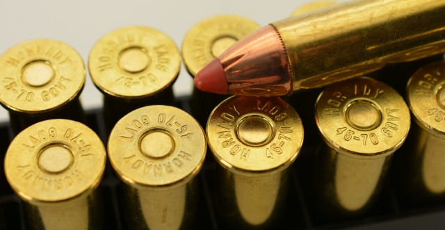 Hornady Lever Revolution 45-70 Govt 325 Gr FTX Ammo 20 Rds