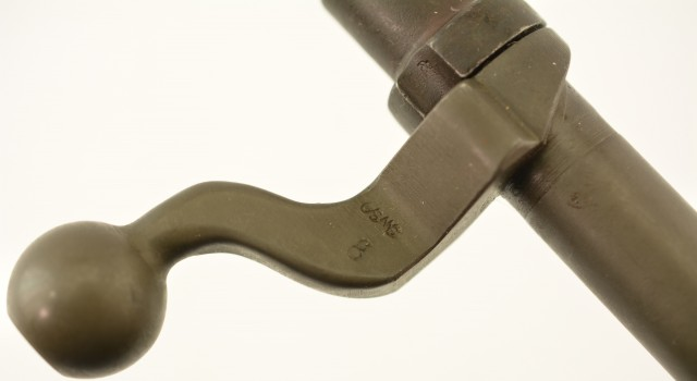 Complete Bolt Assembly Model 1917 Rifle Gun Part Excellent
