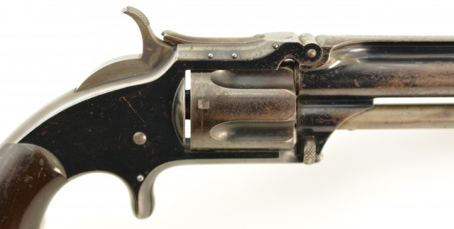 S&W No. 1 1/2, 2nd Issue Revolver Excellent Blued