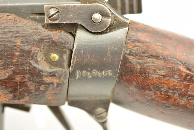 WW2 Canadian No. 4 Mk. 1* Rifle by Long Branch