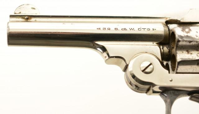 S&W .32 DA Fourth Model Revolver
