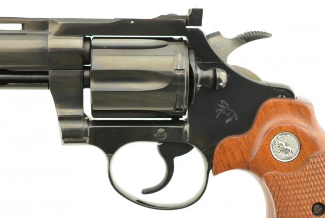 Excellent Colt Diamondback .22 Revolver C&R 1971