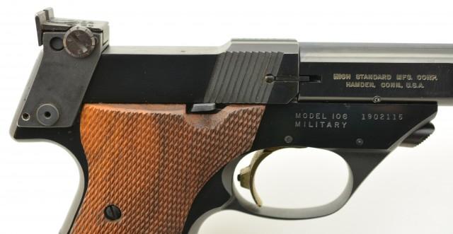 High-Standard Supermatic Trophy Series 106 Pistol