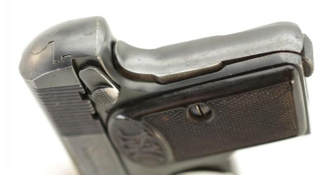FN Browning Model 1905 Vest Pocket Pistol with Austrian Proofs