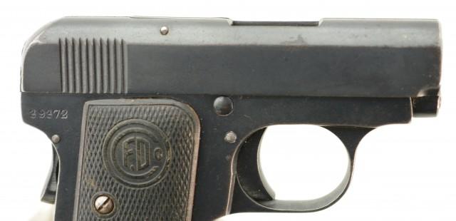 F. Delu & Co. Vest Pocket Pistol