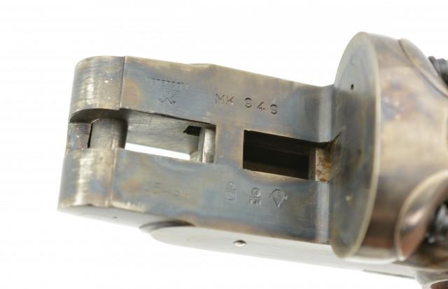 Scarce Davide Pedersoli Kodiak Mk. IV Double Rifle in .45-70 Like New