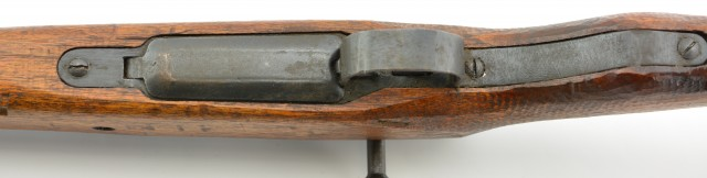 WW2 Japanese Type 99 Late-Production Rifle Excellent Last Ditch Weapon