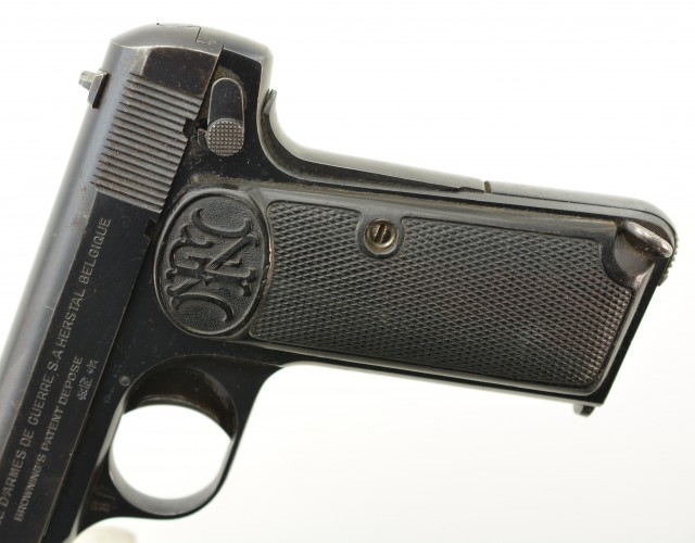 Scarce Yugoslavian Contract Model 1922 Pistol by FN
