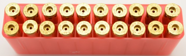 New W-W Super 307 Winchester Ammo Reloading Brass 20 pieces