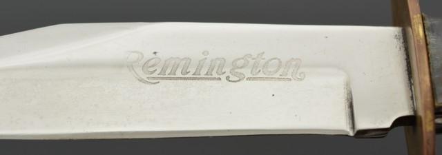 Vintage Remington Model RH30 Bowie Knife