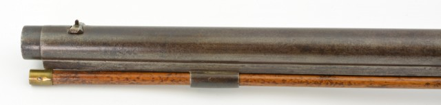 New York Halfstock Percussion Rifle by Nelson Lewis