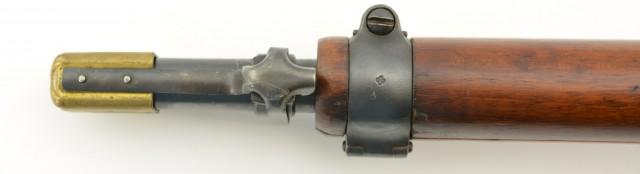 Swiss Model 1911 Schmidt-Rubin Rifle