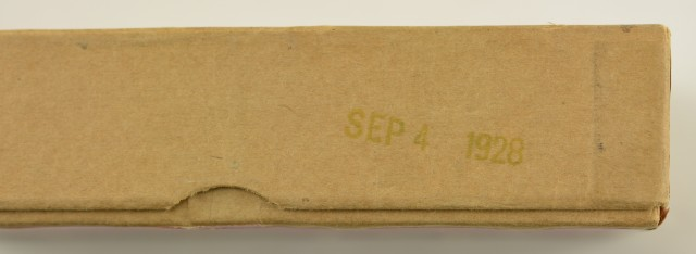 Dominion Cartridge Co Sealed Factory Reference Box 1928