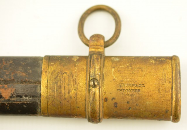 Ames Officer Sword Presented to New York National Guard Lieut. 1869
