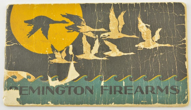 Remington Product Catalogue C. 1930