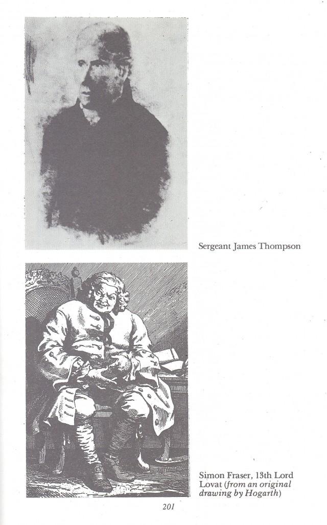 The Fraser Highlanders Book History (Soft Cover)