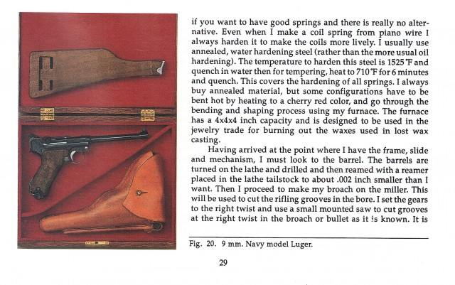 The Miniature Firearms of David Kucer, From the Kingdom of Lilliput:
