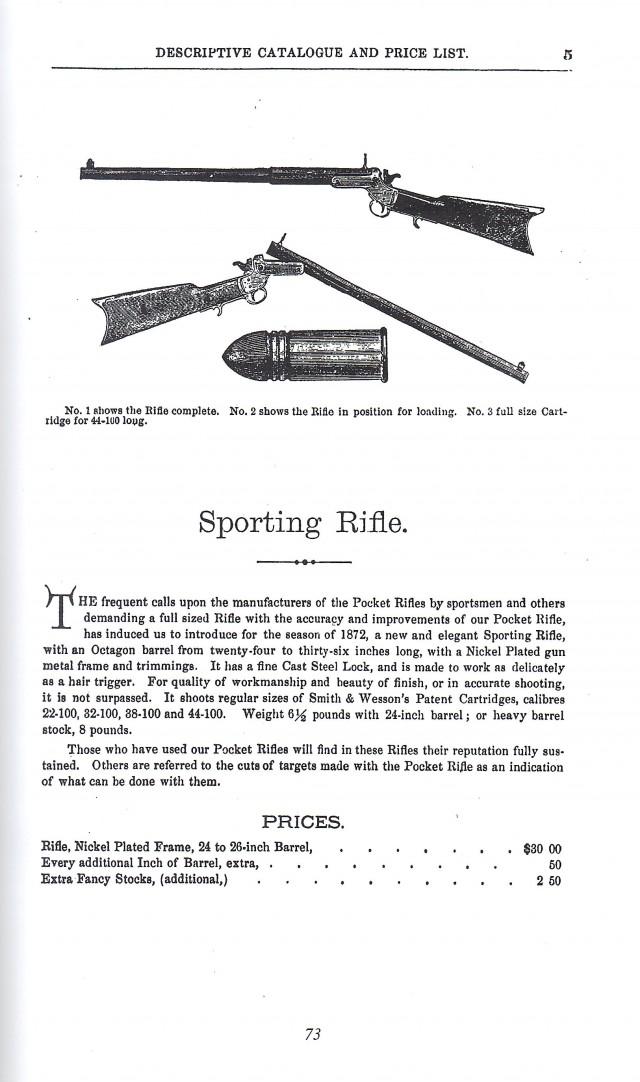 Stevens Pistols and Pocket Rifles Kenneth Cope