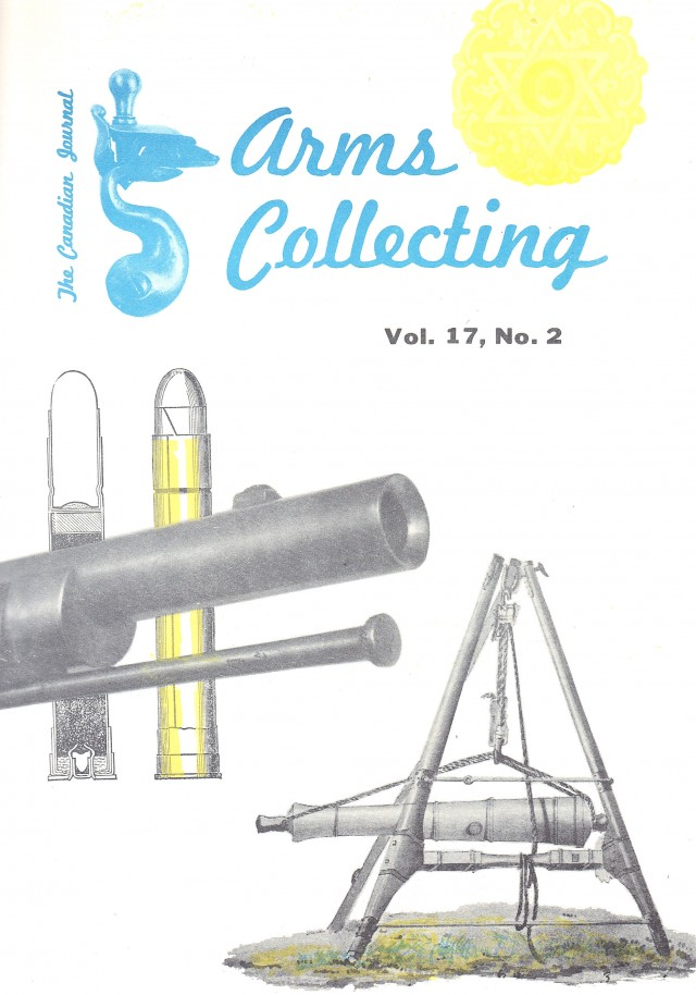 Canadian Journal of Arms Collecting - Vol. 17 No. 2 (May 1979)