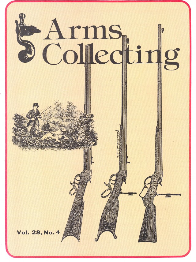Canadian Journal of Arms Collecting - Vol. 28 No. 4 (Nov 1990)