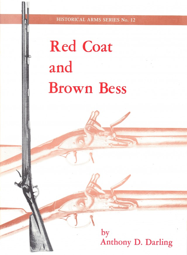 Red Coat and Brown Bess Musket w/ Complete Roster of Reg. Served