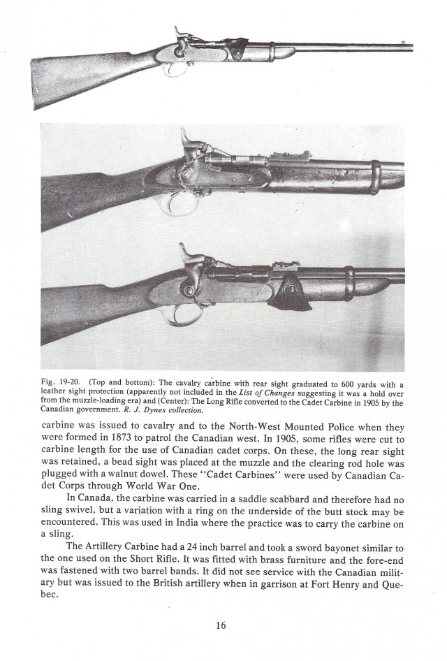 Jacob Snider's Action & Boxer's Cartridge- Snider Enfield Rifle