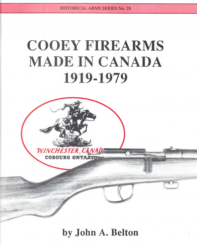 Cooey Firearms, Made in Canada 1919-1979