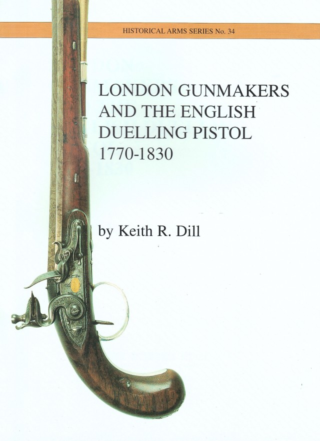 The London Gunmakers and the English Duelling Pistol, 1770-1830