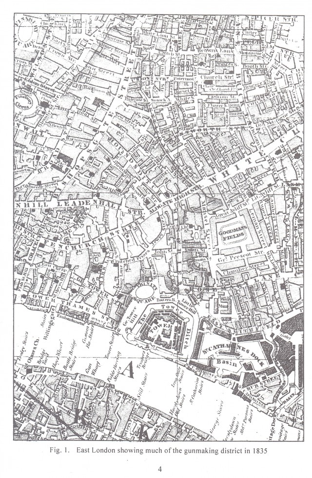 The London Gun Trade 1850-1920: Gunmakers of London